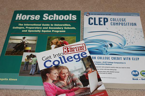 Homeschool College Helps