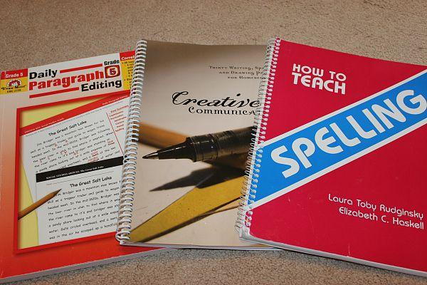 Language Arts Curriculum