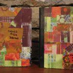 Decoupaged Notebooks