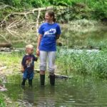 Seining – A Family Event at Church