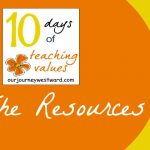 Cindy West's Favorite Resources for Teaching Values