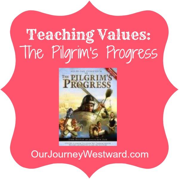 Teaching Values Using The Pilgrim's Progress