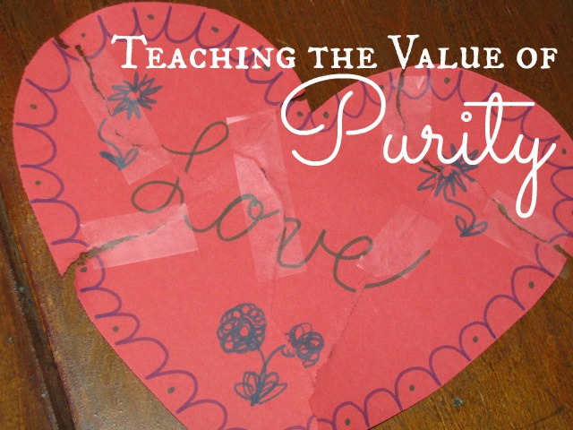 Teaching the Value of Purity
