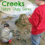 Nature Study – Creeks