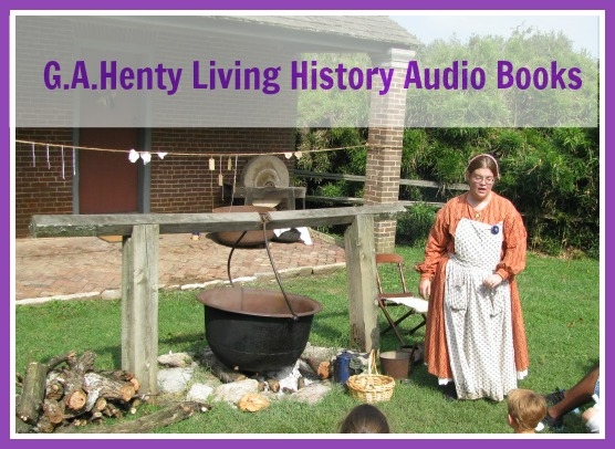 jim hodges g a henty history audio books giveaway   our