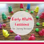 Early Math Lesson Ideas