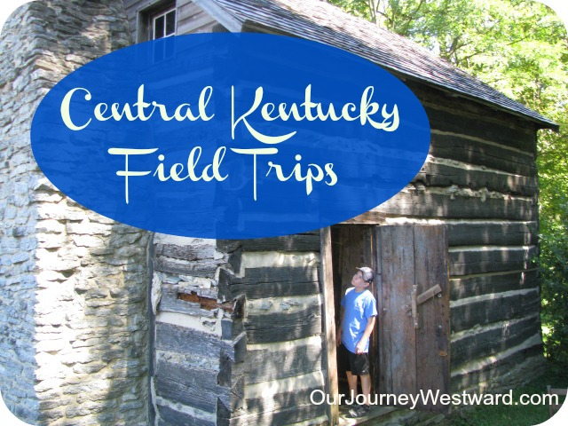 A giant list of Central KY field trips - great for history.