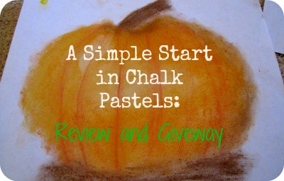 A Simple Start in Chalk Pastels Review