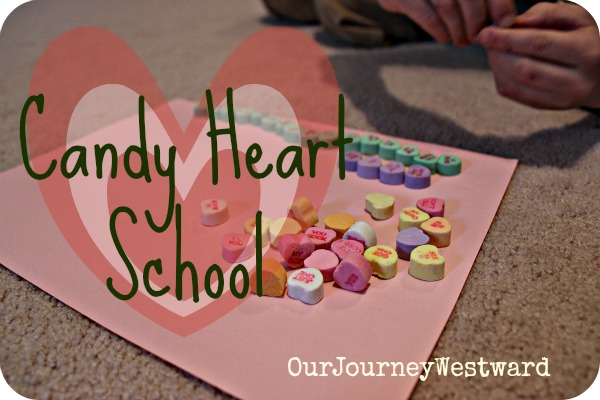Candy Heart School