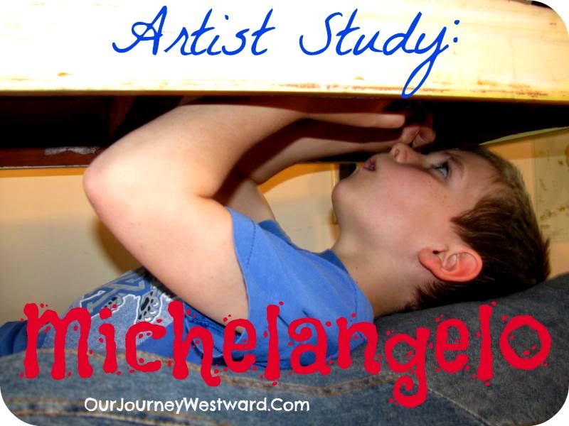 Michelangelo Artist Study