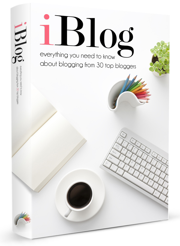 iBlog eBook only $7.99!
