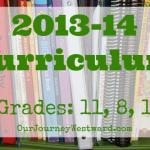2013-14 Curriculum