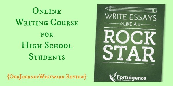 online high school essay writing course