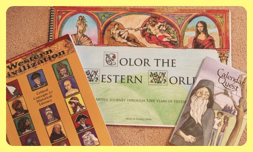 Western Civilization Brimwood Press Bundle