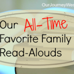 Favorite family read-alouds from Our Journey Westward