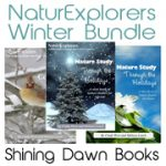 Win a NaturExplorers Bundle from Shining Dawn Books and iHomeschool Network!  11/21 and 11/22 only!