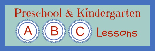 Fun ABC Lessons for Preschool and Kindergarten