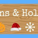 Holiday and Seasonal Post Round-Up