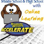Standard Deviants Accelerate: High School Lessons Online