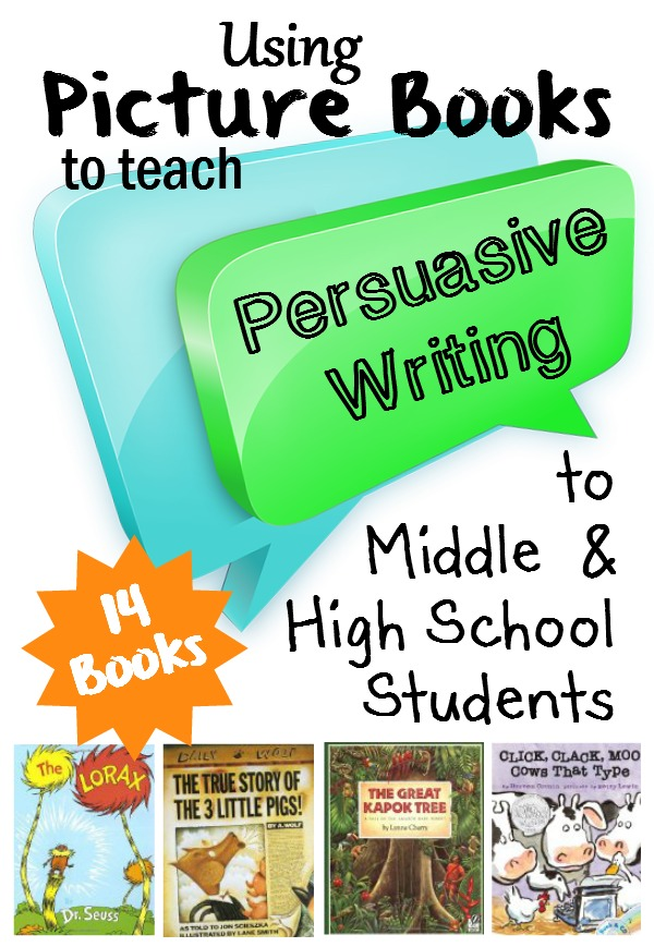 persuasive essay strategies for middle school