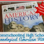 Chronological American History in High School