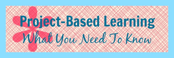 Project-based learning is a great tool when homeschooling middle school!