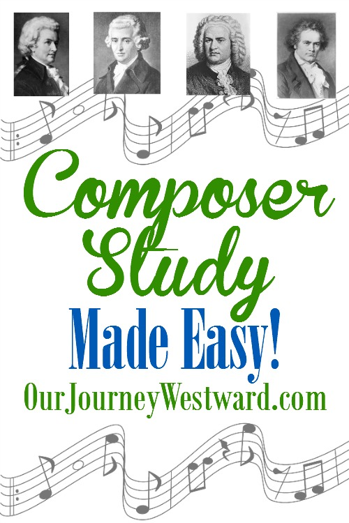 Composer study has never been eaComposer study has never been easier now that I'm using the Zeezok Music Appreciation curriculum!