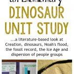 More Than Just a Dinosaur Unit Study
