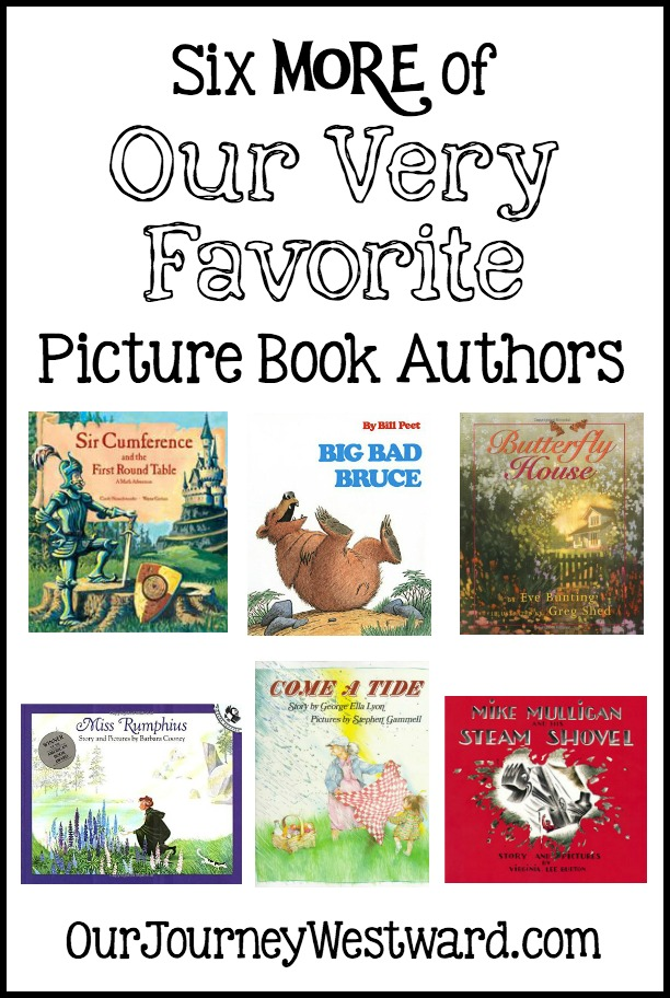 These favorite picture book authors are not to be missed!