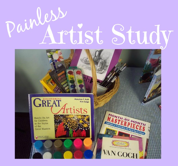 An idea for an independent artist study