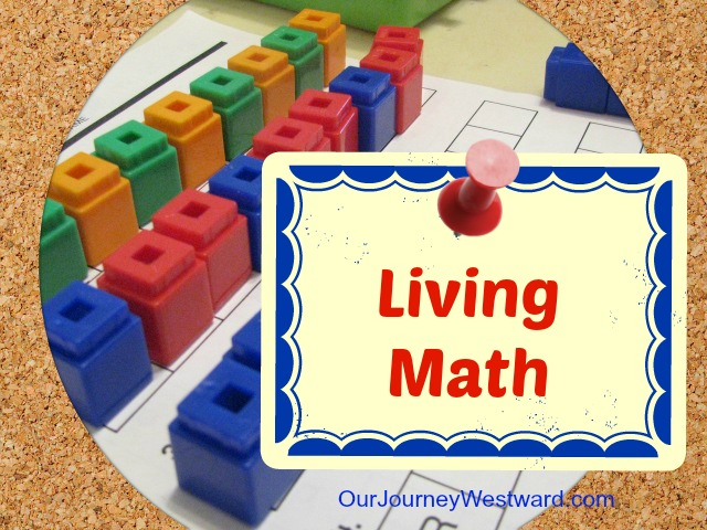 Living Math | Our Journey Westward