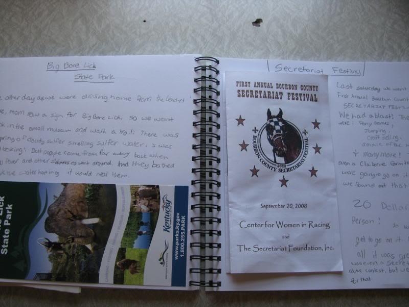 Field Trip Journals