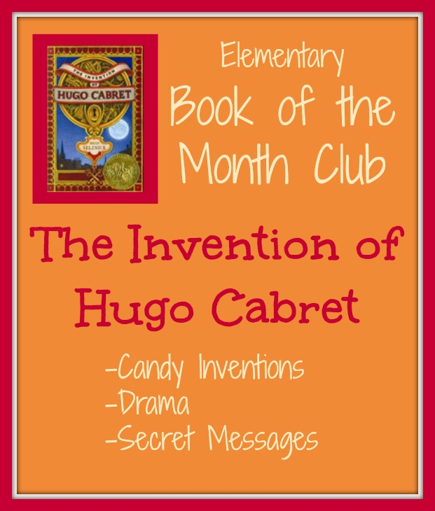 The Invention of Hugo Cabret Book Club Projects