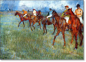 Degas and Tchaikovsky