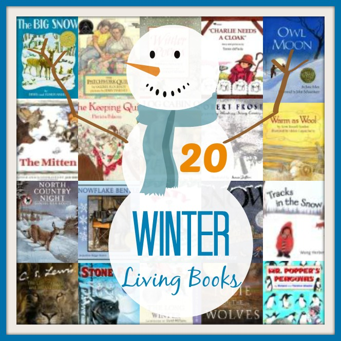 20 Must Read Winter Books for Kids