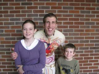 Slim Goodbody and a Healthy 4-H Meeting