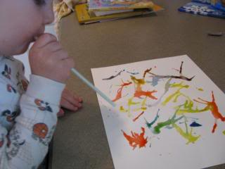 March Wind with Preschoolers