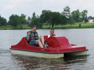 Paddle Boats – Inexpensive Summer Fun
