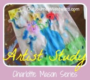 CM Style Artist Study   Our Journey Westward