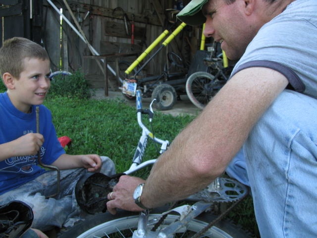Character building with chores and jobs is a great opportunity in homeschooling.