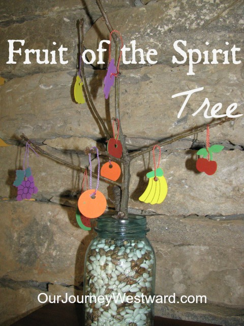 Fruit of the Spirit Trees Help Teach Children Christian Values