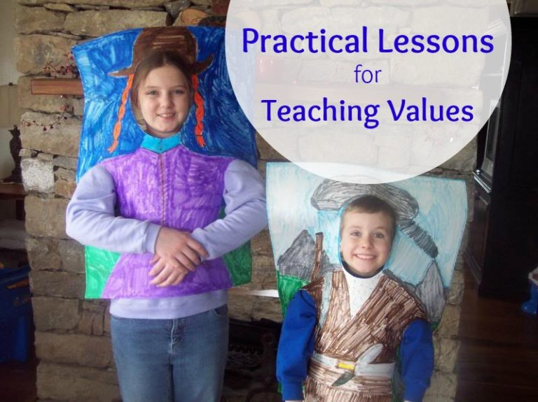 Practical Character Building Lessons