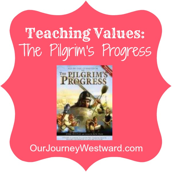 Teaching Values with The Pilgrim's Progress – Day 8
