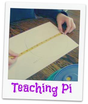 Pi Day Lesson