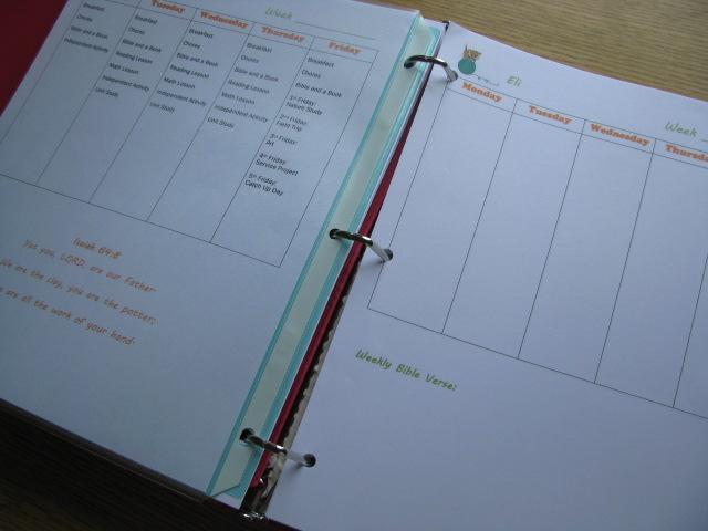 Kindergarten Lesson Planning
