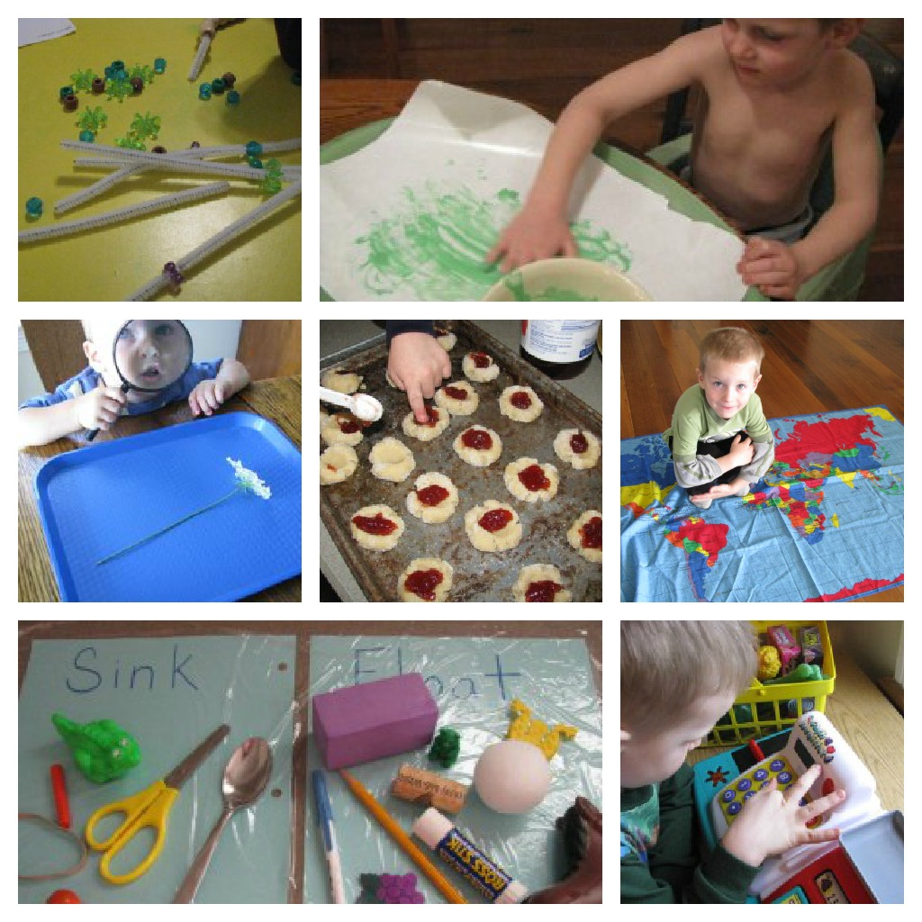 Montessori Homeschool Preschool