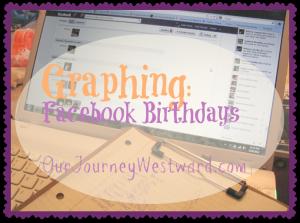 Graphing: Facebook Birthdays