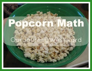 This fun, hands-on math lesson uses popcorn to teach estimation and volume!