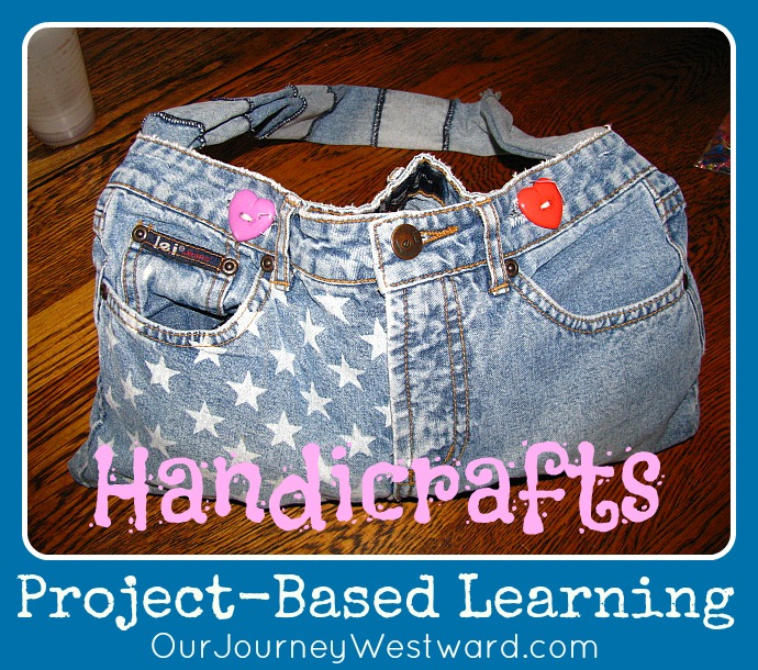 Handicraft Projects for Project-Based Learning