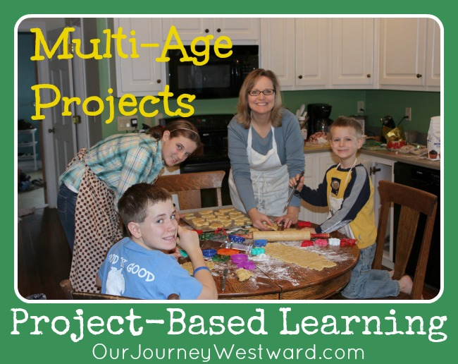 Project-Based Learning: Multiple Ages